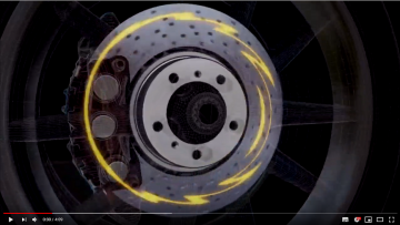 Проблема комфортності гальмування очима Porsche