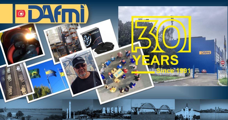 DAFMI - 30th Anniversary!