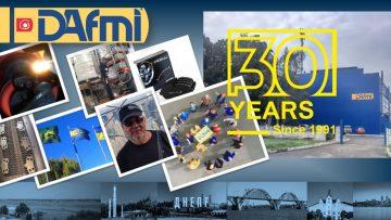 DAFMI - 30 років!